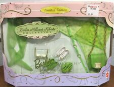 """NEW 1997 BARBIE MILLICENT ROBERTS COLLECTION """"LIME TIME"""" FINAL TOUCHES - NRFB"""
