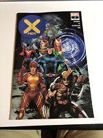 Xmen 1 Walmart Exclusive Variant Edition Marvel Comics 2019 Jonathan Hickman