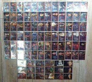 Star Wars Evolution Trading Cards Complete Set 1-90 Excellent Condition Topps