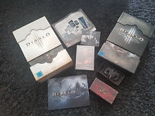 Diablo 3 III und Reaper of Souls Collector Edition inkl 4GB USB Stik Seelenstein