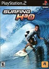 Surfing H3O (Sony PlayStation 2, 2000) VERY GOOD