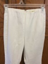 Rag & Bone Womens Dress Capri White Skinny Size 4 Back Zipper