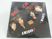 """AMIGOS DE MARIA ROCK LP 12"""" Vinilo Edicion Limitada 500 Copias Nuevo - 2T"""