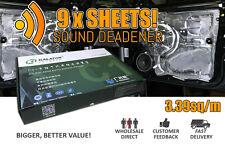 3.39sq/m Sound Deadener butyl rubber deadening noise mat  Kaladin vs Pingjing