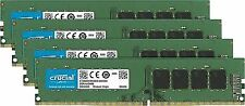 Crucial 32gb Kit Ddr4 2133 Mt/s 8gbx4 DIMM 288pin Single Ranked