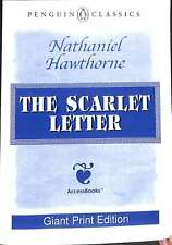 The Scarlet Letter, Nathaniel Hawthorne, Good Condition Book, ISBN