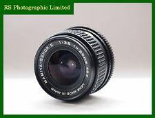 Mamiya-Sekor E 28mm F3.5 Wide-Angle Lens. Stock No.U7518