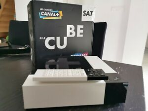 DECODEUR LE CUBE G5 TNT HD CANAL PLUS, CANALSAT