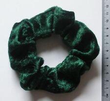 Velvet Hair Scrunchies for Girls