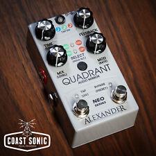 Alexander Quadrant Audio Mirror Delay