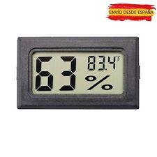 Termómetro Higrómetro Termohigrómetro Medidor Temperatura Y Humedad (Con Pilas)