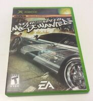 Need For Speed: Most Wanted XBox Live Online Enabled 2005