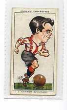 (Jz231-100) Ogdens,Football Caricatures,J.Conner,1935 #20