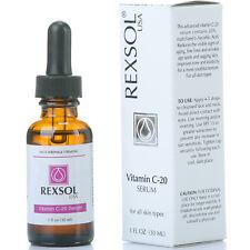 REXSOL Vitamin C-20 Serum Anti-Wrinkle Firming