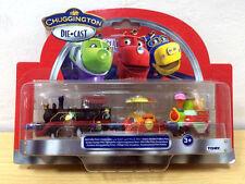 Tomy Ludorun Chuggington Diecast Old puffer pete's Celebration Train Kid Car Toy