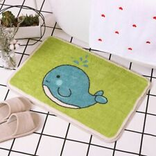 Thick Cartoon Non-slip Bathroom Mat Carpet Water Absorption Toilet Kitchen Rug