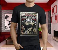 New Popular Disraeli Gears Cream Band Men's Black T-Shirt Size S-3XL