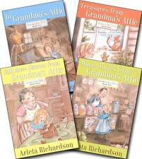 NEW In Grandma's Attic Treasury Arleta Richardson Boxed Set 4 Books Homeschool