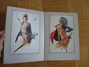 Chris Achilleos – Damen Drachen und Dämonen – Artwork Book mit tollen Bildern de