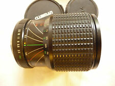 Camera lens for PENTAX SLR CLUBMAN 28-80mm f1:3.5-4.5 - CHINON RICOH PK fit . W1
