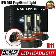 2x H11 CAR LED Headlight Kit 110W 20000LM FOG Light Bulb 6000K Driving DRL Lamp@
