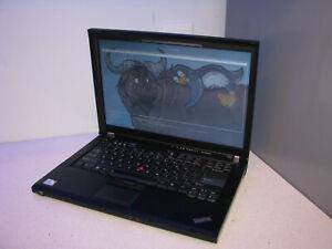 Libreboot Lenovo ThinkPad T400 (P8400, 4GB RAM, 750GB HDD)