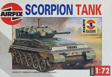 Airfix 1:72 Scorpion Tank Plastic Model Kit #01320U