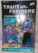 Transformers Original G1 Seacon Skalor MOSC for Piranacon Sealed
