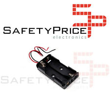 Battery holder portapilas porta pilas 2xAA