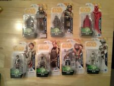 Star Wars Solo Force Link 2.0 Wave 4 Complete set (7) Quay Han Solo (Mimban)