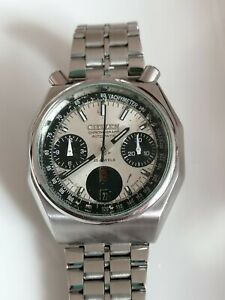 Vintage Citizen Bullhead Panda - Chronograph Automatic watch - men's - 1970's