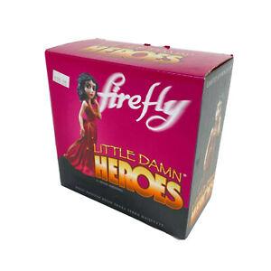 QMX Firefly Little Damn Heroes Inara Serra Maquette Low 237 / 2000 Figure