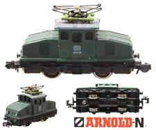 ARNOLD VINTAGE 0240 LOCOMOTORE ELETTRICO DA MANOVRA Serie E69 16905 DB SCALA-N