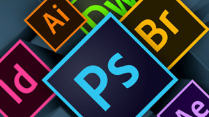 Graphic Design Master Class 46gb - Learn , Create and Design