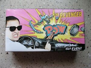 """The Revenger, """"Don't Get Mad Get Even"""" Blast Your Way Out of Tense Situations"""