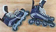 BAUER VAPOR X300R Inline Roller Hockey Skates Size 6 R (US shoe size 7.5)