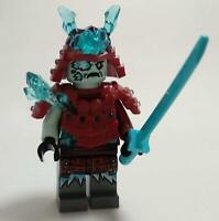 Blizzard Warrior LEGO Minifigure Secrets of the Forbidden Spinjitzu Hair