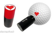 HEART GOLF BALL STAMPER BY ASBRI.