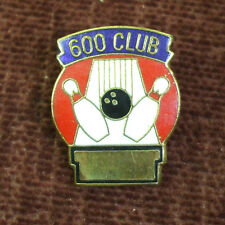 Bowling pin new 600 club red white and blue