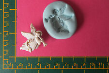 TRUMPET ANGEL SILICONE MOULD/MOLD for Sugarcraft, Polymer Clays,Food,Soap
