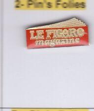 M6# Pinsfolies Pin's Badge Media Presse ecrite Edition Le Figaro Magazine