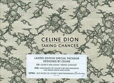 FREE US SHIP. on ANY 2 CDs! ~Used,VeryGood/Good CD Celine Dion: Taking Chances