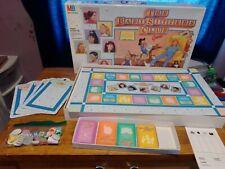 1989 MILTON BRADLEY THE BABY SITTERS CLUB BOARD GAME