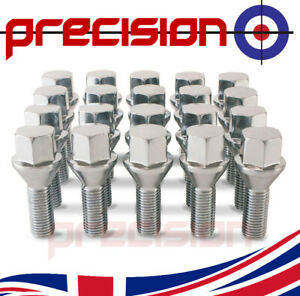 20 Wheel Nut Bolts Nuts for Saab 95