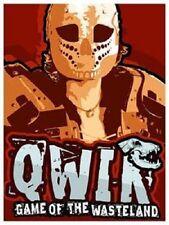Qwik-Juego del Yermo dos horas Wargames-Wargames reglas