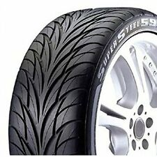 (4) New 215 35 18 Federal SS 595 TIRES 215/35ZR18 84W 215/35/18 SS-595