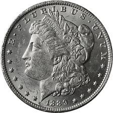 1889-O Morgan Silver Dollar BU