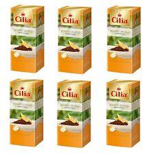 Melitta Cilia Tee Rooibos Orange 6 Packungen je 25 x 1,75g