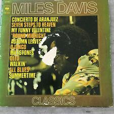 MILES DAVIS: Classics (NL DLP CBS 88138 Stereo)