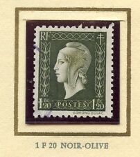 STAMP /  TIMBRE FRANCE OBLITERE MARIANNE DE DULAC N° 690